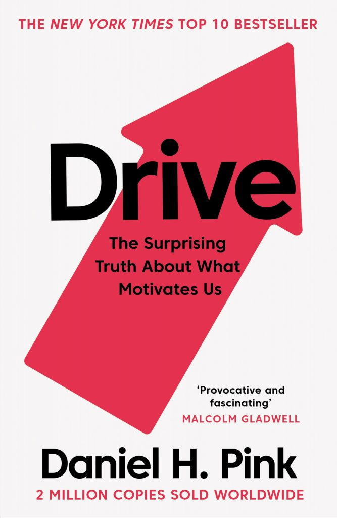 Gavin's Friday Reads: Drive by Dan Pink