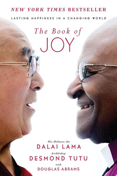 Gavin's Friday Reads: The Book of Joy by The Dalai Lama, Desmond Tutu and Douglas Abrams