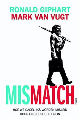 Gavin's Friday Reads: Mismatch by Ronald Giphart and Mark van Vugt - Part 2