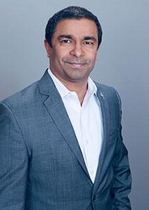 CCC board member Sashi