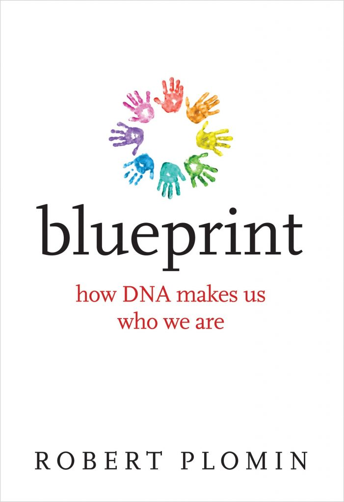Gavin's Friday Reads: Blueprint by Robert Plomin