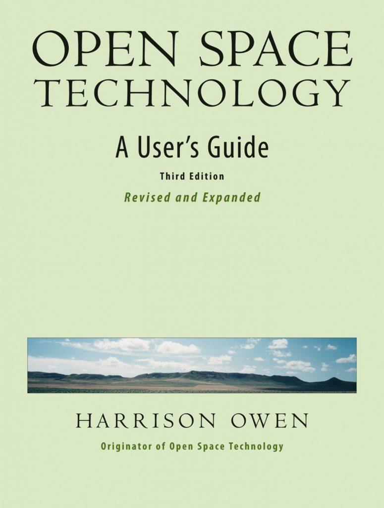 Gavin's Friday Reads: Open Space Technology by Harrison Owen