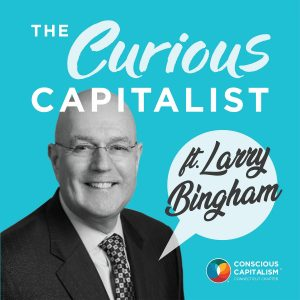 The Curious Capitalist – Larry Bingaman (Regional Water Authority)