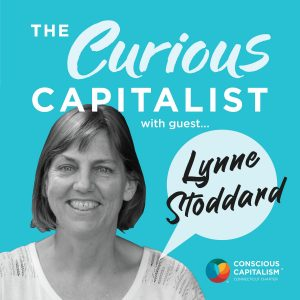 The Curious Capitalist – Lynne Stoddard (Sustainable CT)