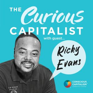 The Curious Capitalist – Ricky Evans